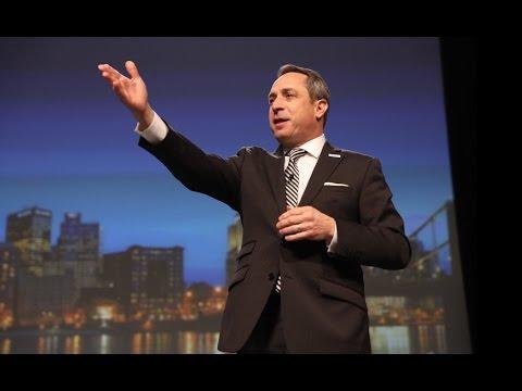 NLC President Matt Zone Addresses City Summit