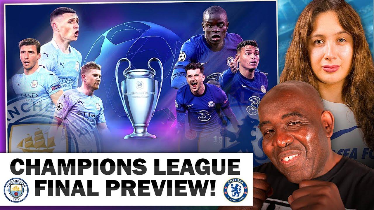Tuchel MUST Win This! | Man City vs Chelsea | Champions League Final PREVIEW Ft Sophie Rose