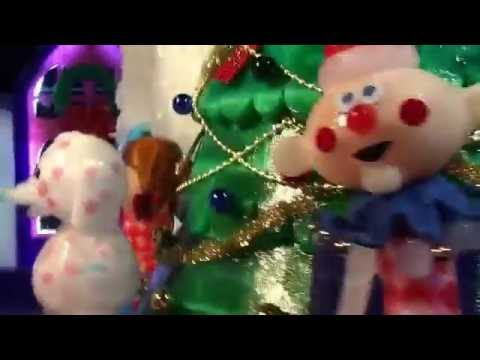 The magic of ICE! Rudolph the Red Nosed Reindeer: Overview POV Tour (Gaylord Opryland)