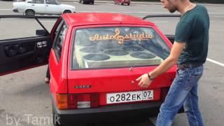 Самая громкая восьмерка на Кавказе!) Тестовый запуск