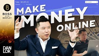 How To Make Money Online - The 3 Legit Ways To Make Money Online