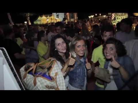 Evento Radio 105 Tenda Bar Lignano Sabbiadoro