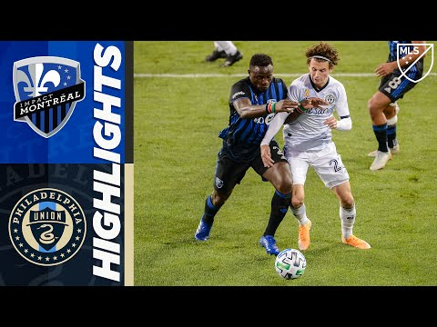 Montreal Impact Philadelphia Union Goals And Highlights