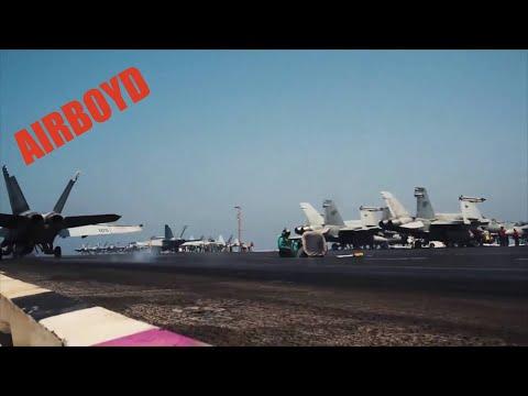 Flight Operations USS Dwight D. Eisenhower (CVN-69)