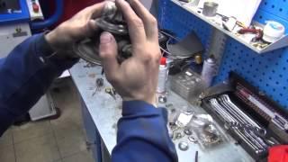 видео Автосервисы - ремонт турбин в Москве