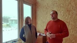 отзыв о сип доме по проекту Липкино