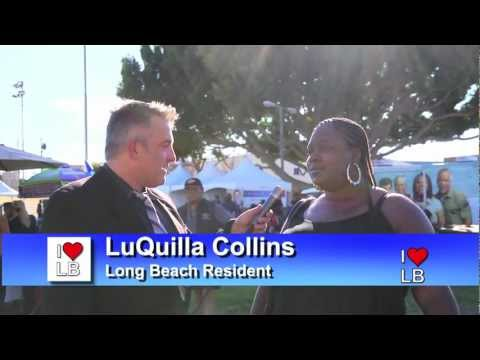 I LOVE LONG BEACH Episode # 1   MLK Peace and Unity Celebration