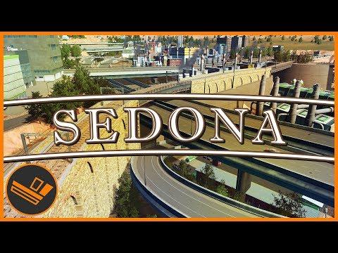 Sedona - Part 37 | VERTICALITY (Cities: Skylines)