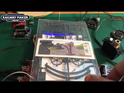 Arduino based RDK (Railway Development Kit) and DCC controller