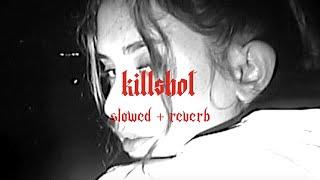 Magdalena Bay - Killshot (slowed + reverb) Official Audio