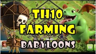 TH10 BABYLOON STRATEGY | TH10 FARMING | Town Hall 10 Attack | Clash of Clans