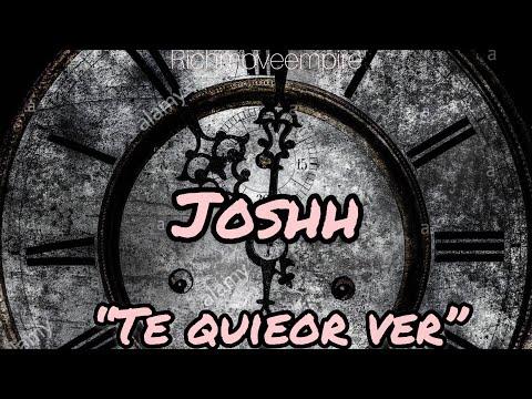 Joshh-Te Quiero Ver (Prod.by RME)