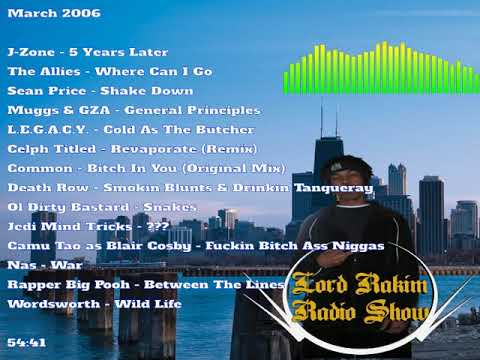 Lord Rakim Radio Show 02 - March 2006
