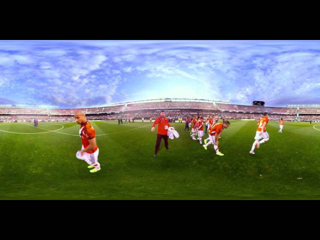 River Plate Museo 360