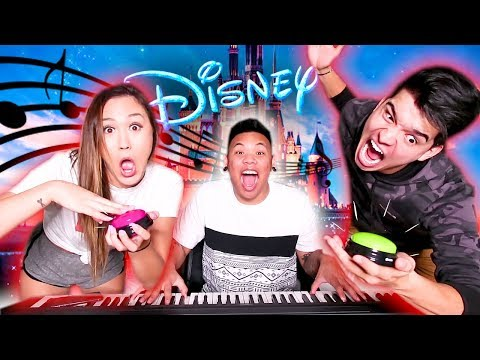 Couples DISNEY SONG Challenge!
