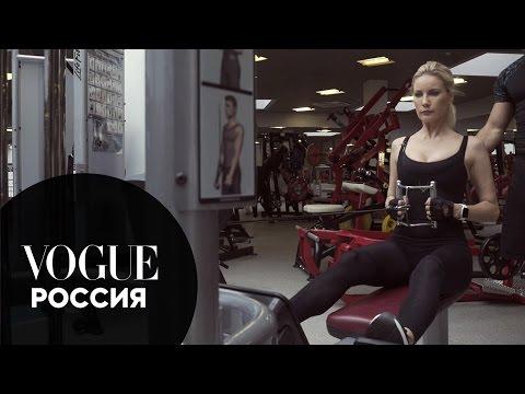 Как тренируется Елена Летучая