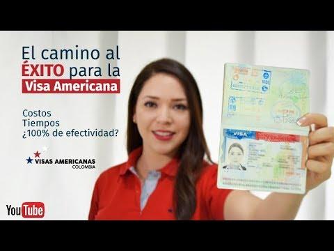 Visa Americana: Costos, tiempos y garantía en el trámite