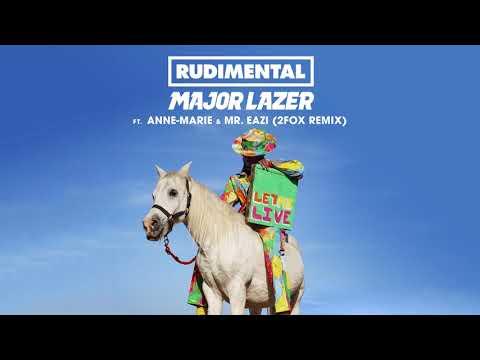 Major Lazer & Rudimental ‒ Let Me Live 🔊 [Bass Boosted] (feat. Anne-Marie & Mr Eazi)