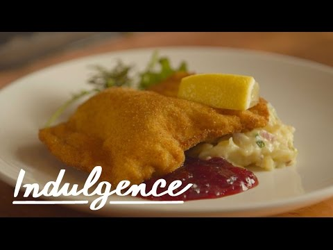 This Schnitzel Is So Damn Good, You'll Want to Fry Some Immediately