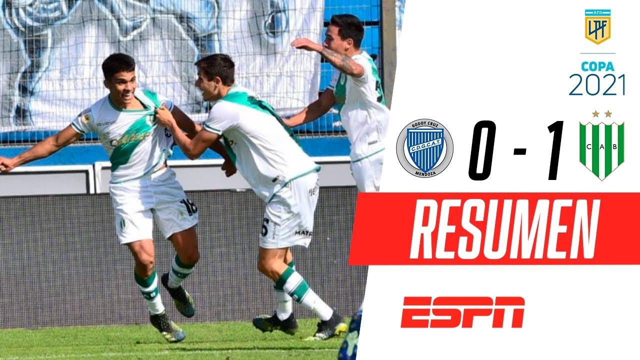 ¡TALADRÓ AL TOMBA Y ESPERA RESULTADOS! | Godoy Cruz 0-1 Banfield | RESUMEN