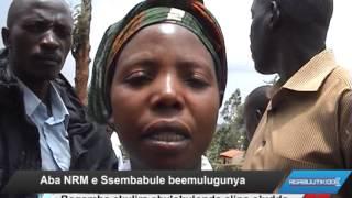 Aba NRM e Ssembabule beemulugunya thumbnail