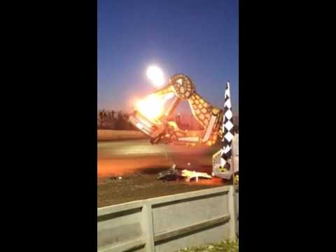 Megasaurus LaSalle Speedway 6/27/15