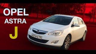Опель Астра 2014 1.4 turbo тест драйв, 0-100!