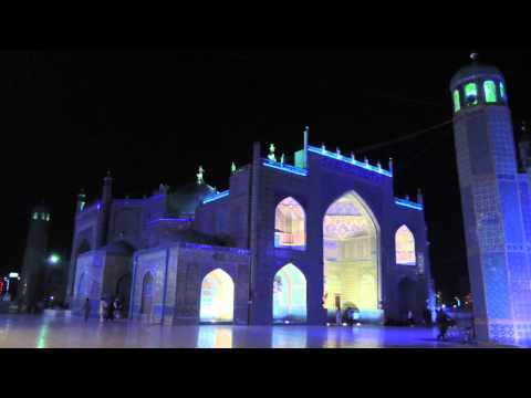 The Shrine Of Hazrat Ali In Mazar E Sharif - Afghanistan