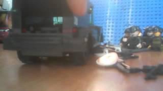 видео оружие лего  и машина с шитами и половина мини фигурак лего военных(, 2014-12-24T11:52:38.000Z)