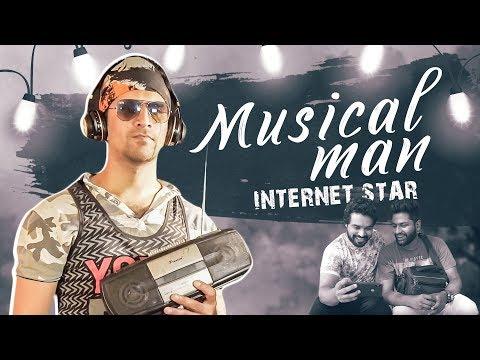 Musical Man - Social Media Star|| Musical Comedy || Kiraak Hyderabadiz