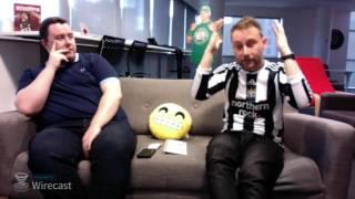 Video Gol Pertandingan Fulham vs Newcastle United
