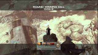 Back from holidays. First in MW2 after 2 months