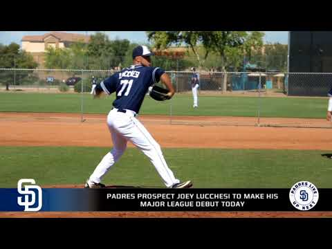 What Padres fans should expect from Joey Lucchesi
