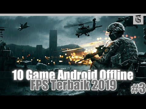 10 Game Android Offline FPS Terbaik 2019 | No Internet #3