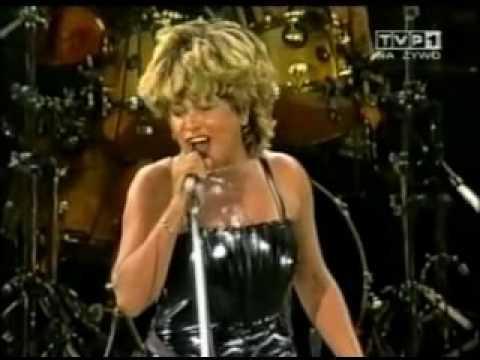 Tina Turner - River Deep, Mountain High (Live in Sopot)