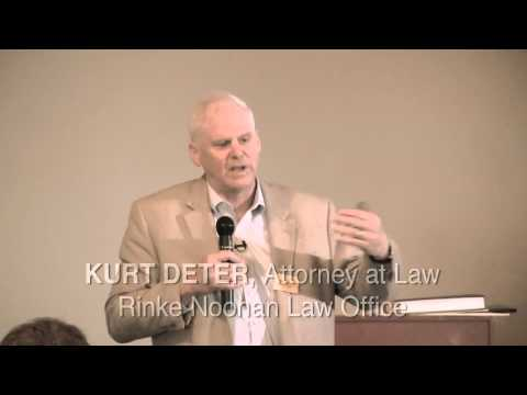 3 KURT DETER, Attorney at Law Rinke Noonan Law Office