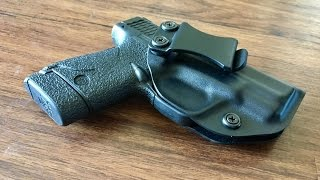 IWB Holster Review - M&P Shield 9mm - Concealment Express