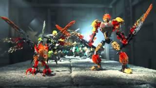 Новые Lego Bionicle 2016 - в продаже на TOY RU