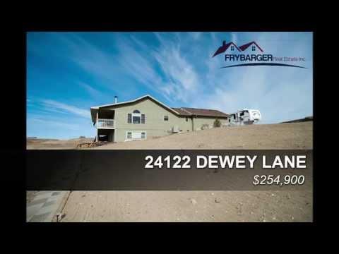 24122 Dewey Lane Video Tour