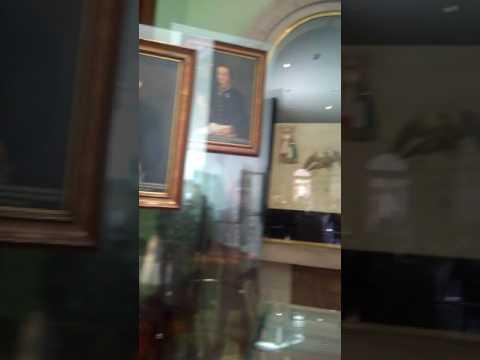 Inside of mexico city museum!