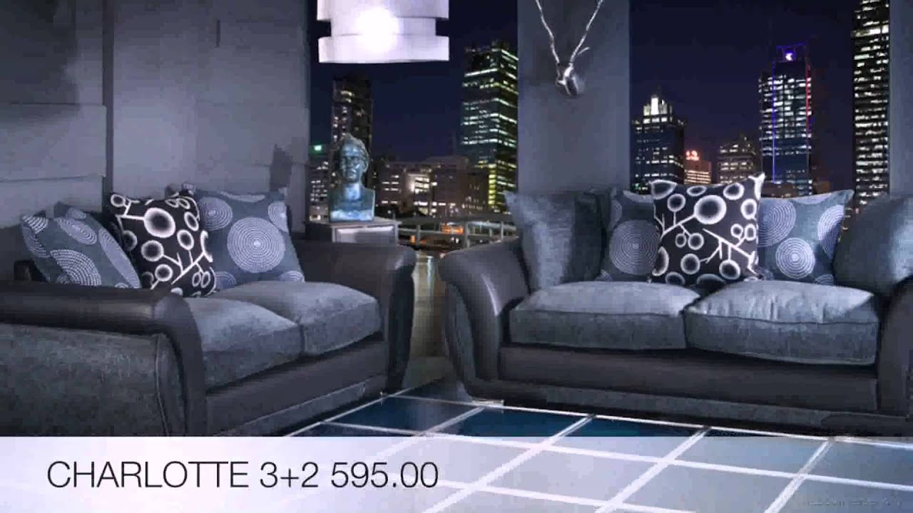 Living Room Furniture Edinburgh mm furniture edinburgh - youtube