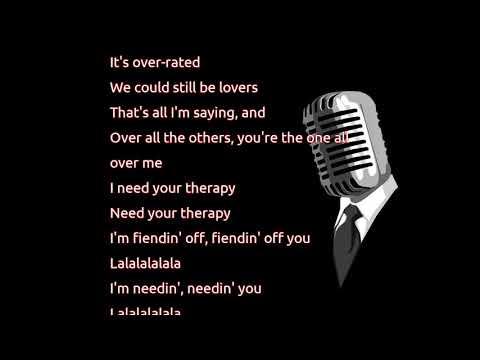 Khalid - Therapy (lyrics)
