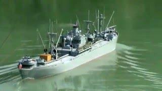 JEREMIA O BRIAN LIBERTY CARGO SHIP WW.II