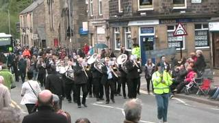 Brass Beer & Buses Uppermill, Saddleworth Whit Friday Band Contest 2011