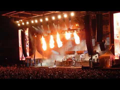 Rammstein-Du hast Chicago Open Air 2016