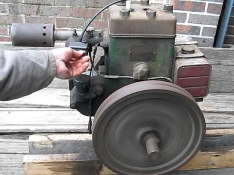 Rosebery 4HP Stationary Engine - PART 2