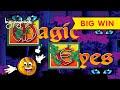 Mr. Cashman Magic Eyes Slot - BIG WIN SESSION, LOVED IT!