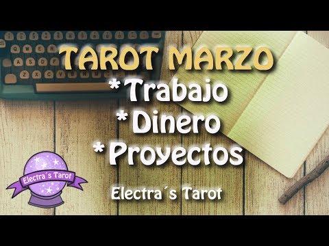 ARIES Trabajo, Dinero, Proyectos TAROT MARZO