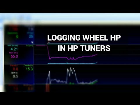 HOW TO LOG HORSEPOWER IN HP TUNERS!!! Adding horsepower to data logging  graph!!!