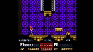 Double Dragon II - The Revenge - 132,680 pts - User video